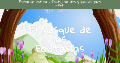El bosque de las fantasías, un recurso TIC para el aula